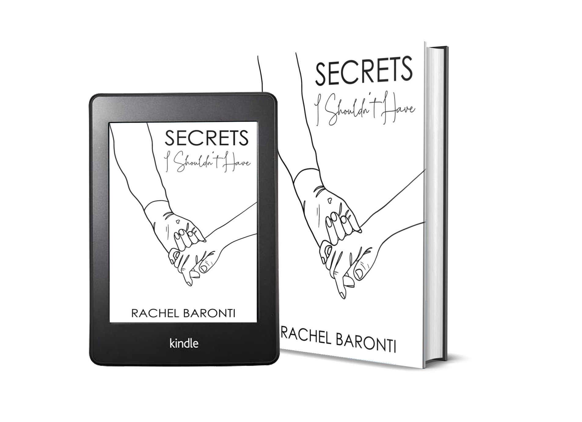 Rachel Baronti begins new poetry collection 'Secrets I Shouldn't Have' with Yellow Scribe
